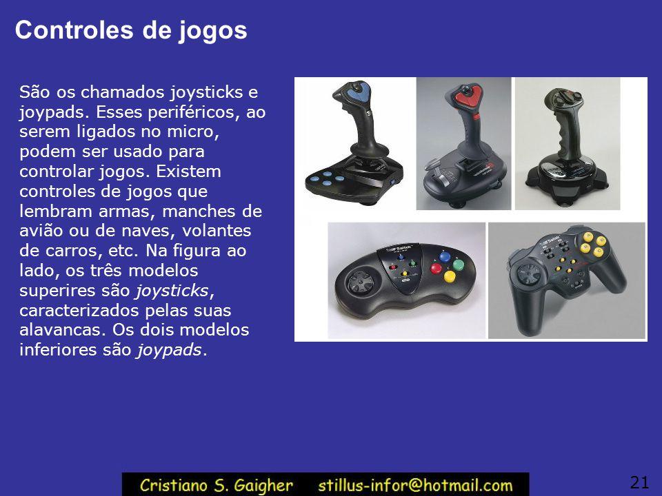 Controles de jogos