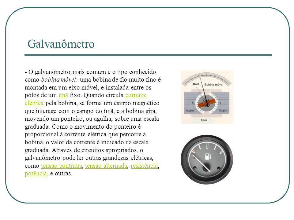 Galvanômetro