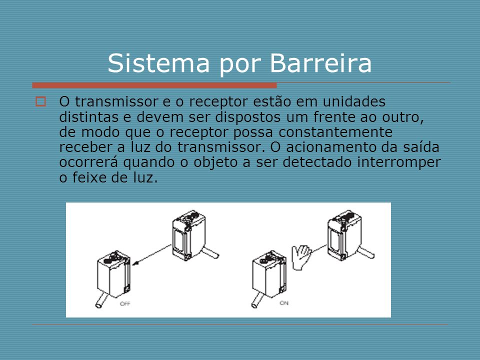 Sistema por Barreira