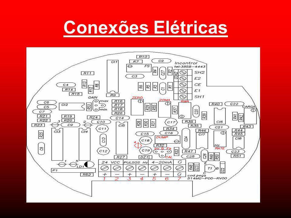 Conexões Elétricas