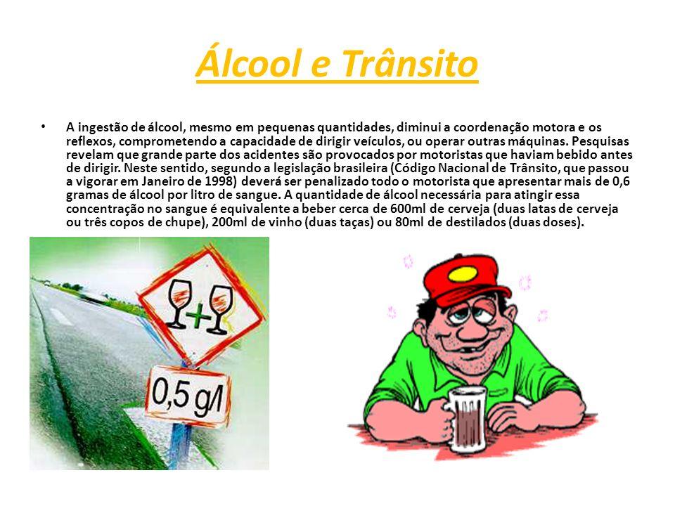 Álcool e Trânsito