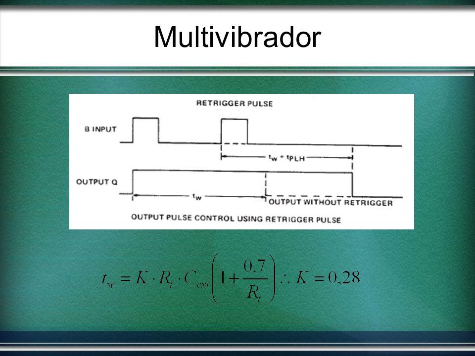 Multivibrador