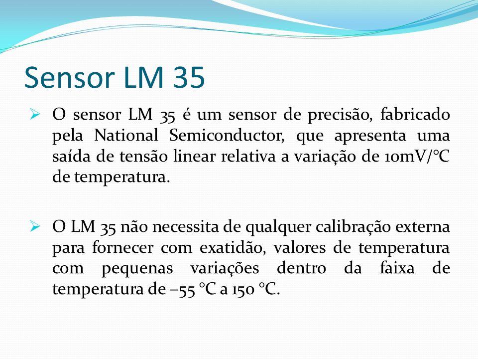 Sensor LM 35