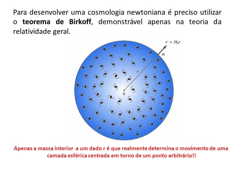 camada esférica centrada em torno de um ponto arbitrário!!