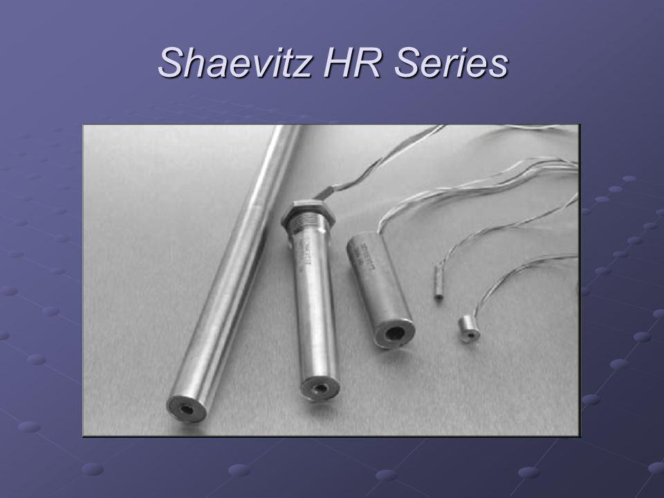 Shaevitz HR Series