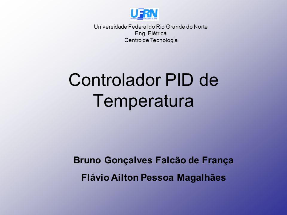 Controlador PID de Temperatura