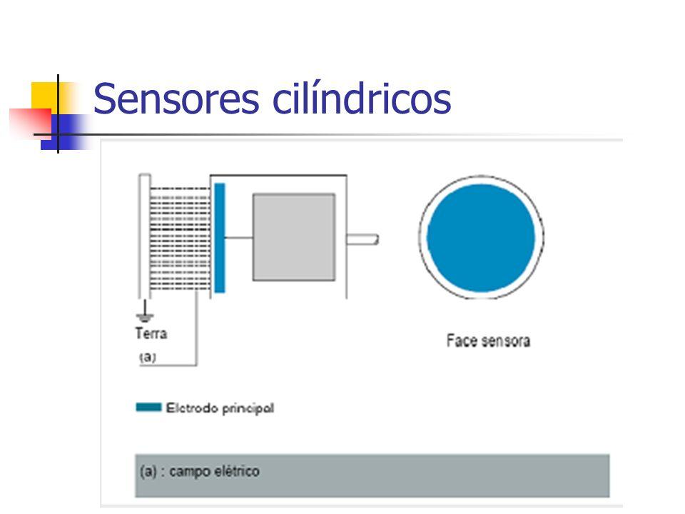 Sensores cilíndricos