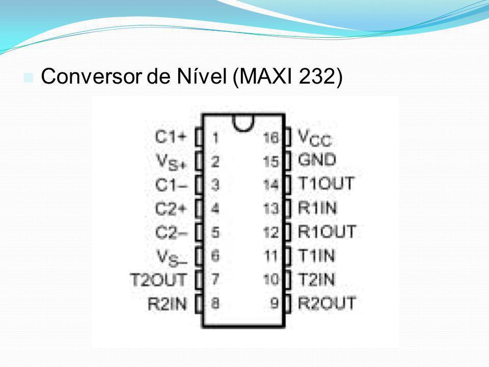 Conversor de Nível (MAXI 232)