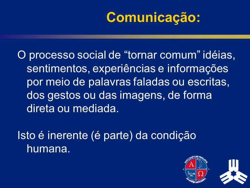 Comunicação:
