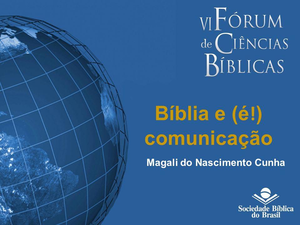 Bíblia e (é!) comunicação