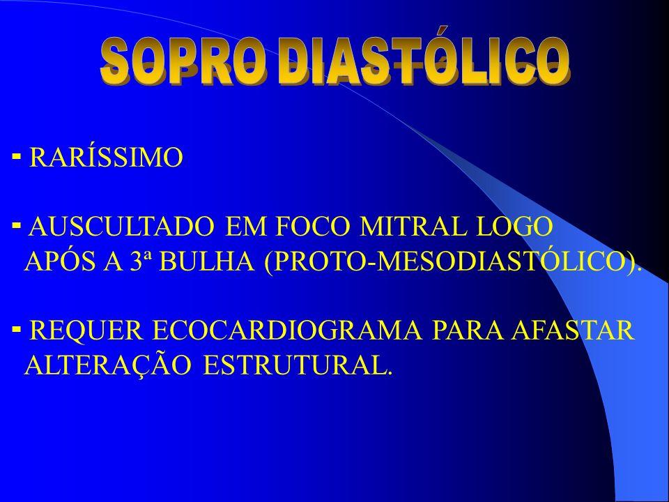  AUSCULTADO EM FOCO MITRAL LOGO
