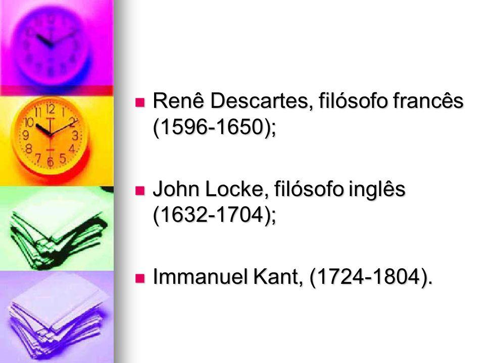 Renê Descartes, filósofo francês (1596-1650);
