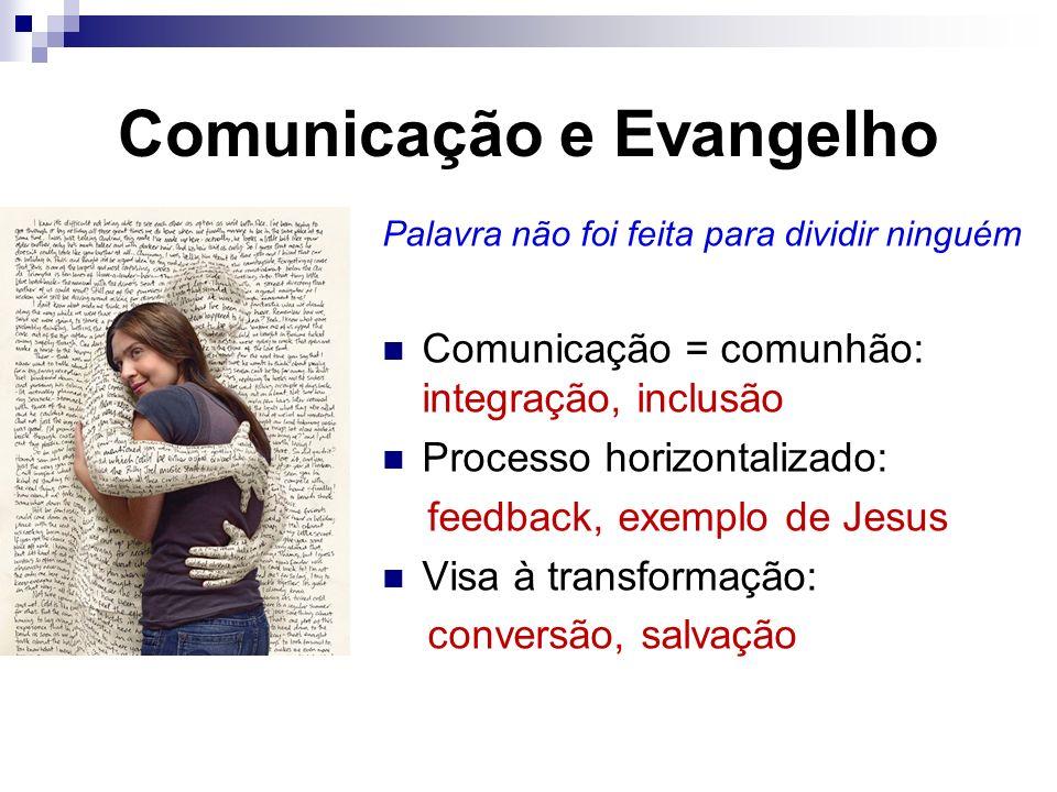 Comunicação e Evangelho