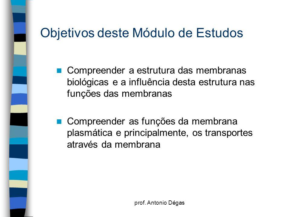 Objetivos deste Módulo de Estudos