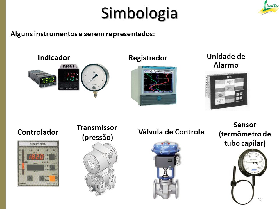 Sensor (termômetro de tubo capilar)