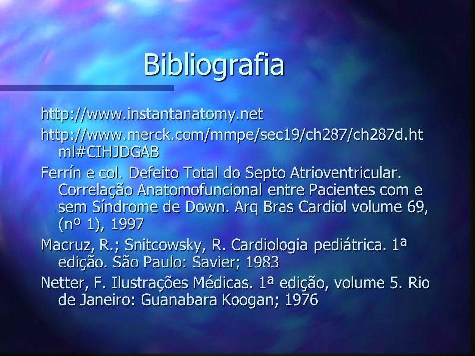 Bibliografia http://www.instantanatomy.net
