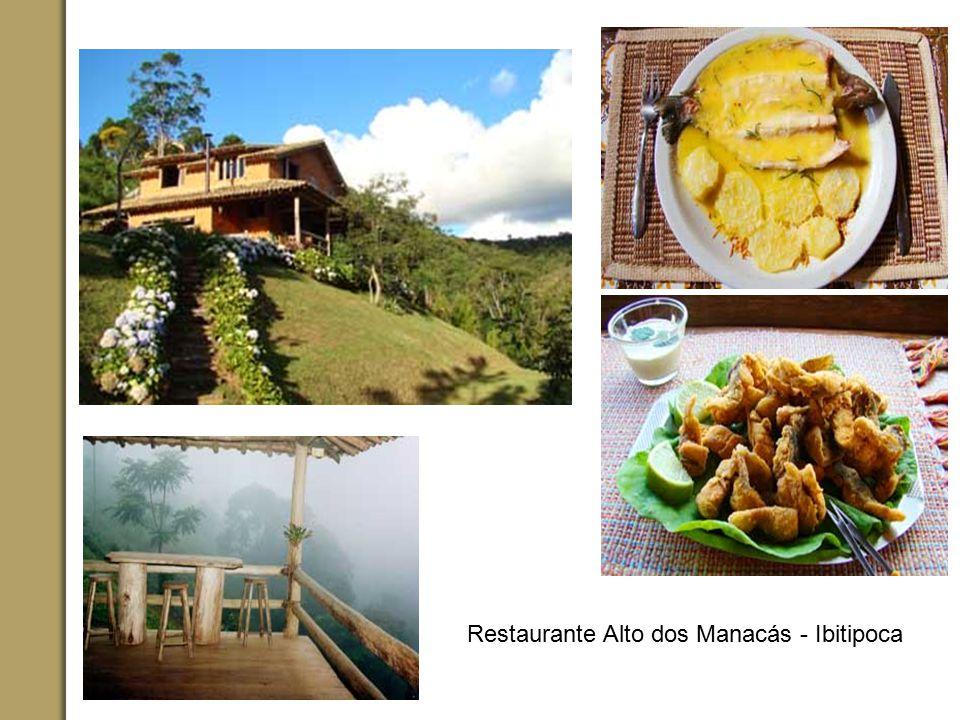 Restaurante Alto dos Manacás - Ibitipoca