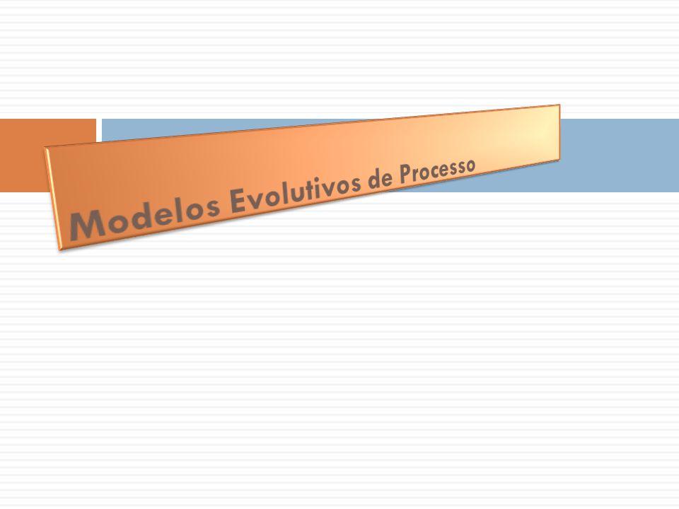 Modelos Evolutivos de Processo
