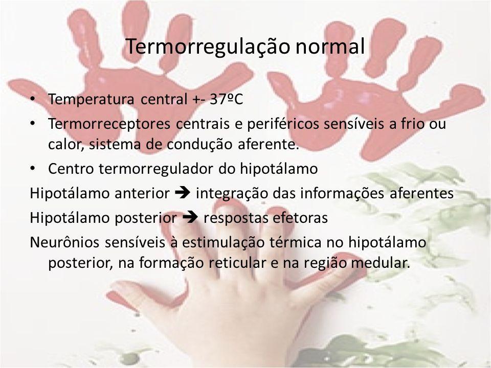 Termorregulação normal