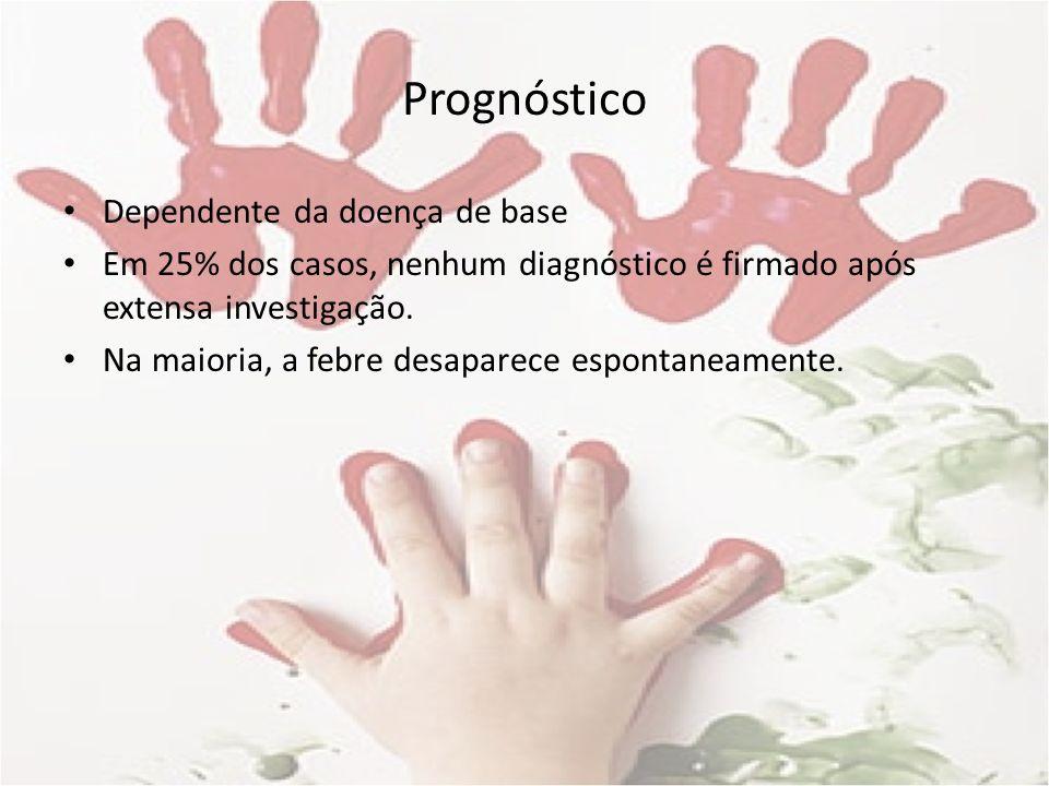 Prognóstico Dependente da doença de base