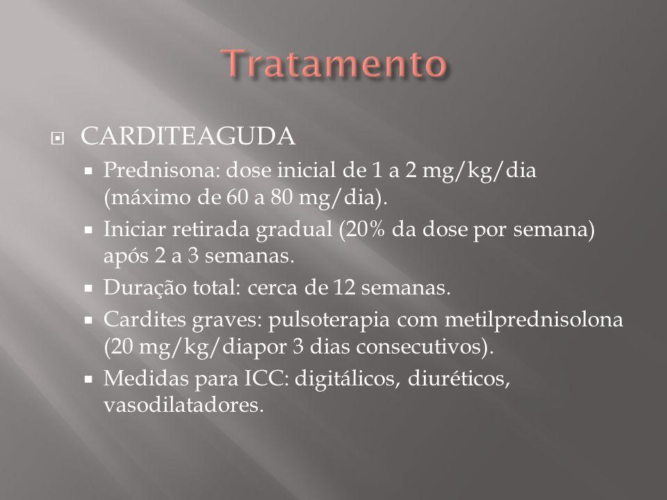 Tratamento CARDITEAGUDA