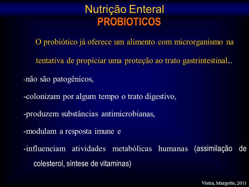 Nutrição Enteral PROBIÓTICOS