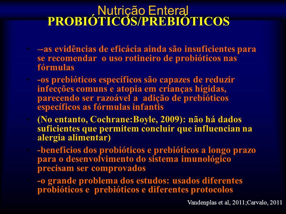 PROBIÓTICOS/PREBIÓTICOS