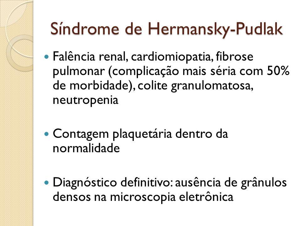 Síndrome de Hermansky-Pudlak