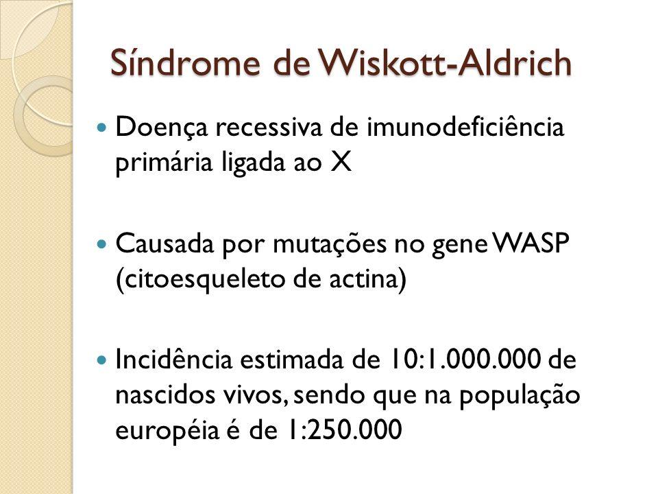 Síndrome de Wiskott-Aldrich