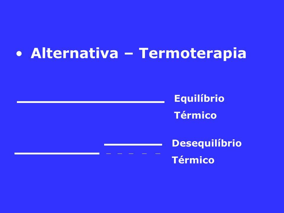 Alternativa – Termoterapia