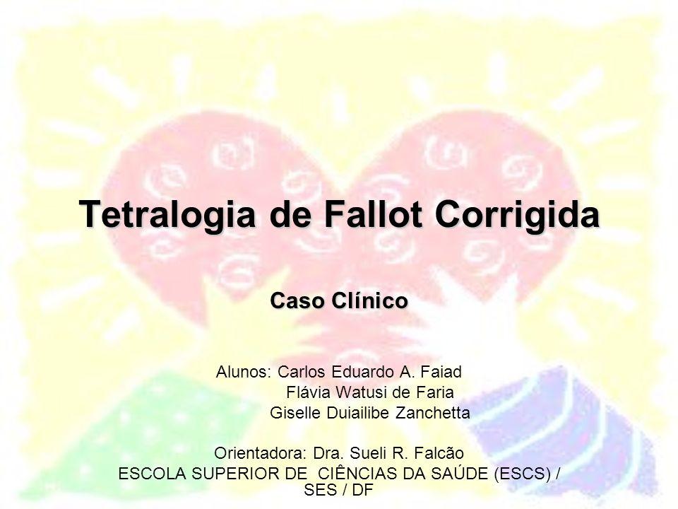 Tetralogia de Fallot Corrigida