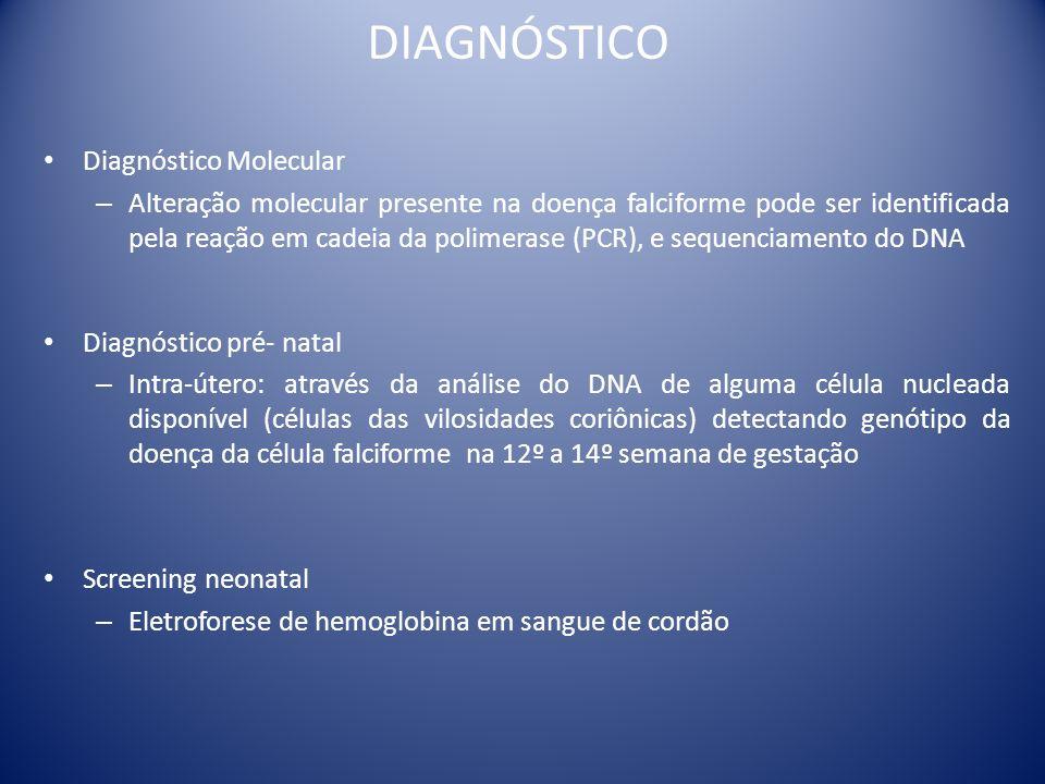 DIAGNÓSTICO Diagnóstico Molecular