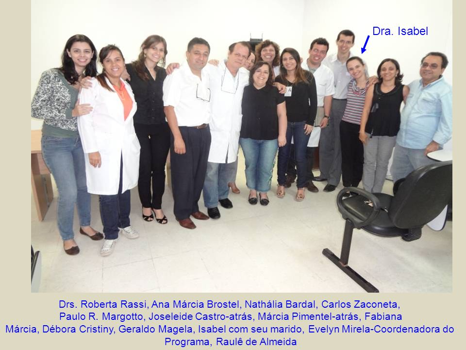 Programa, Raulê de Almeida