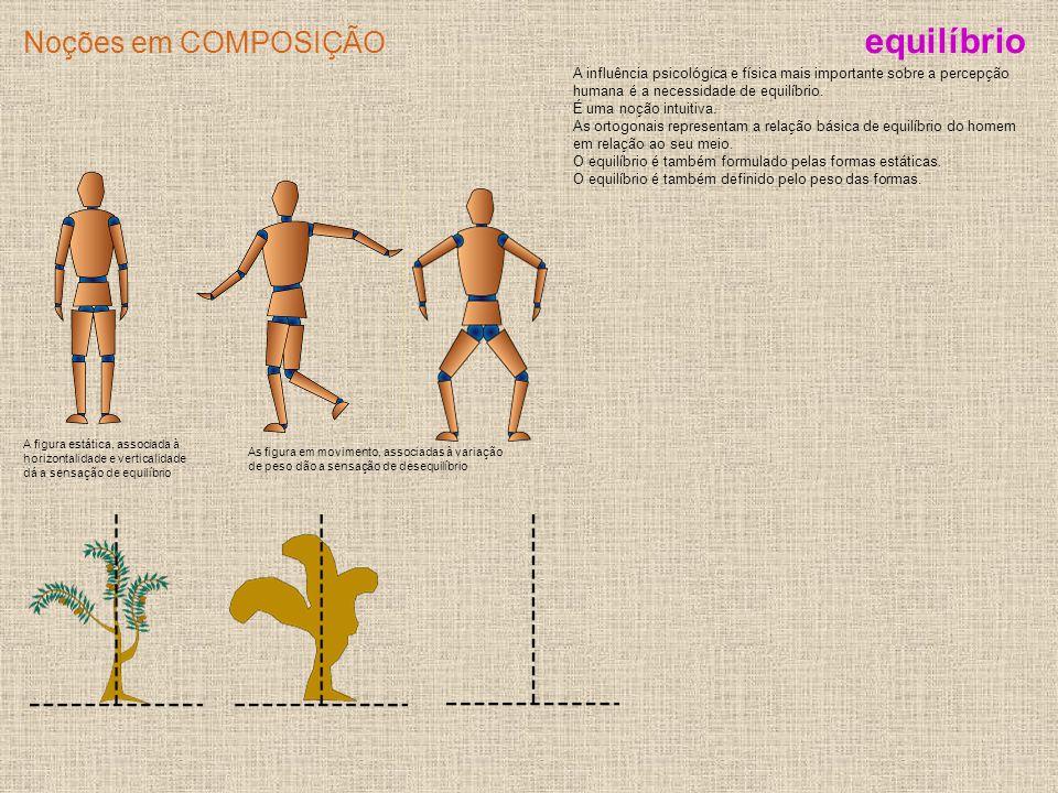 equilíbrio Noções em COMPOSIÇÃO