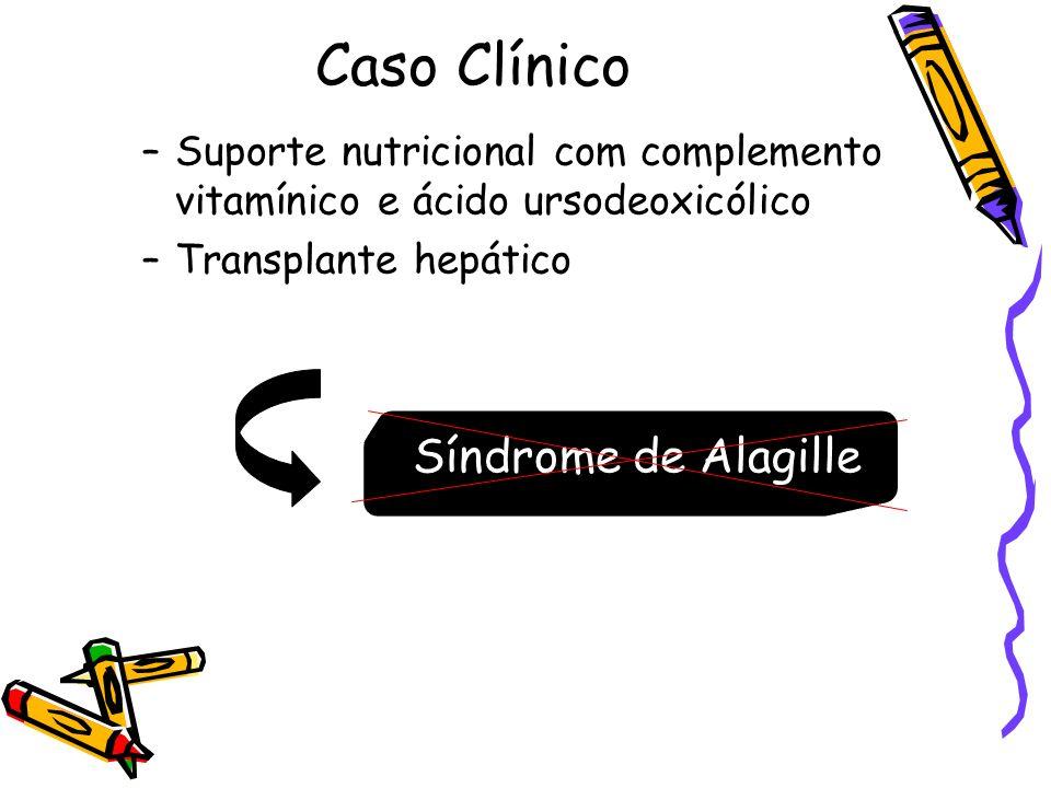 Caso Clínico Síndrome de Alagille
