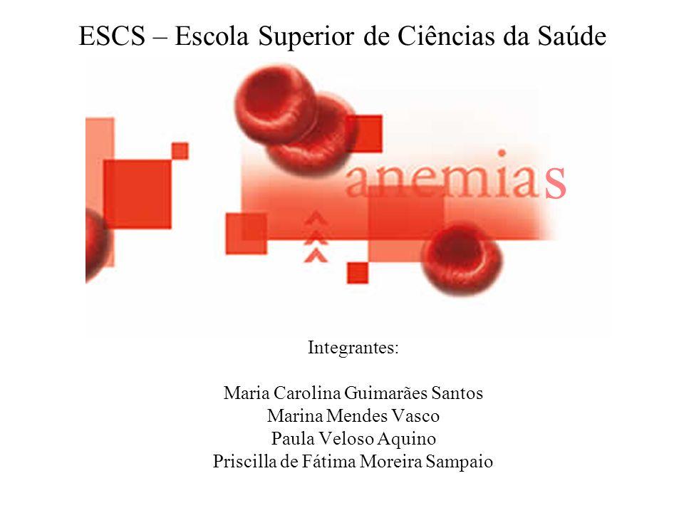 ESCS – Escola Superior de Ciências da Saúde