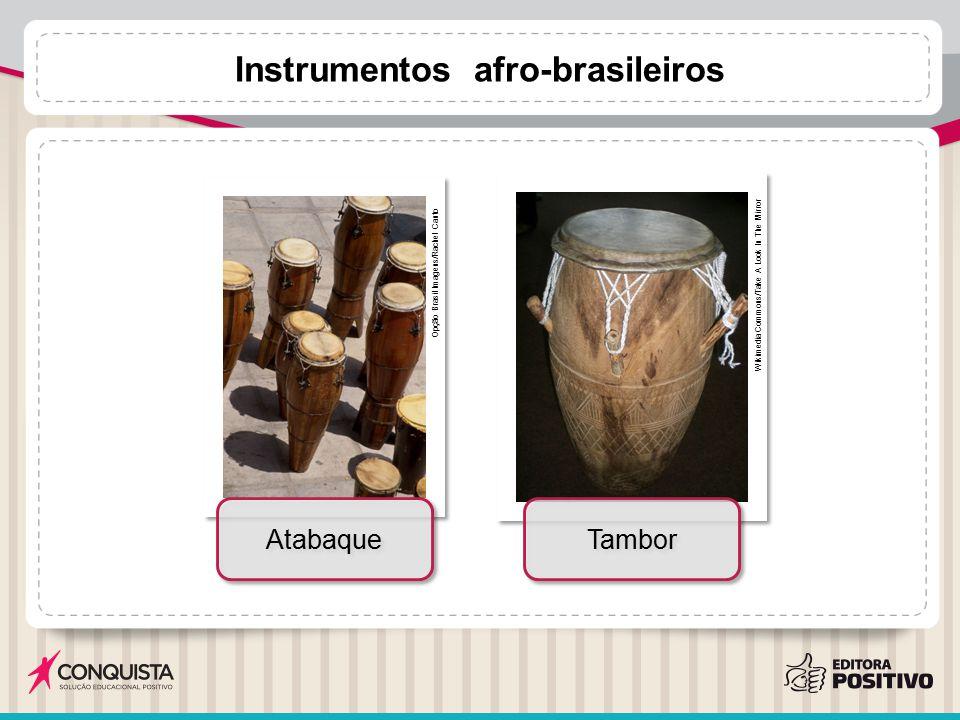 Instrumentos afro-brasileiros