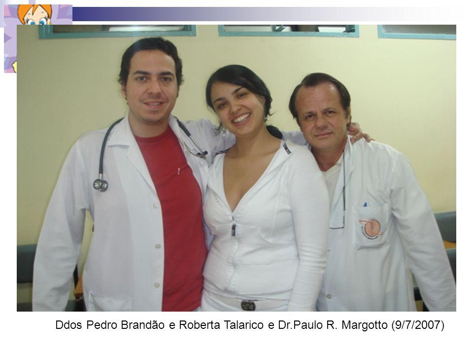 Ddos Pedro Brandão e Roberta Talarico e Dr. Paulo R