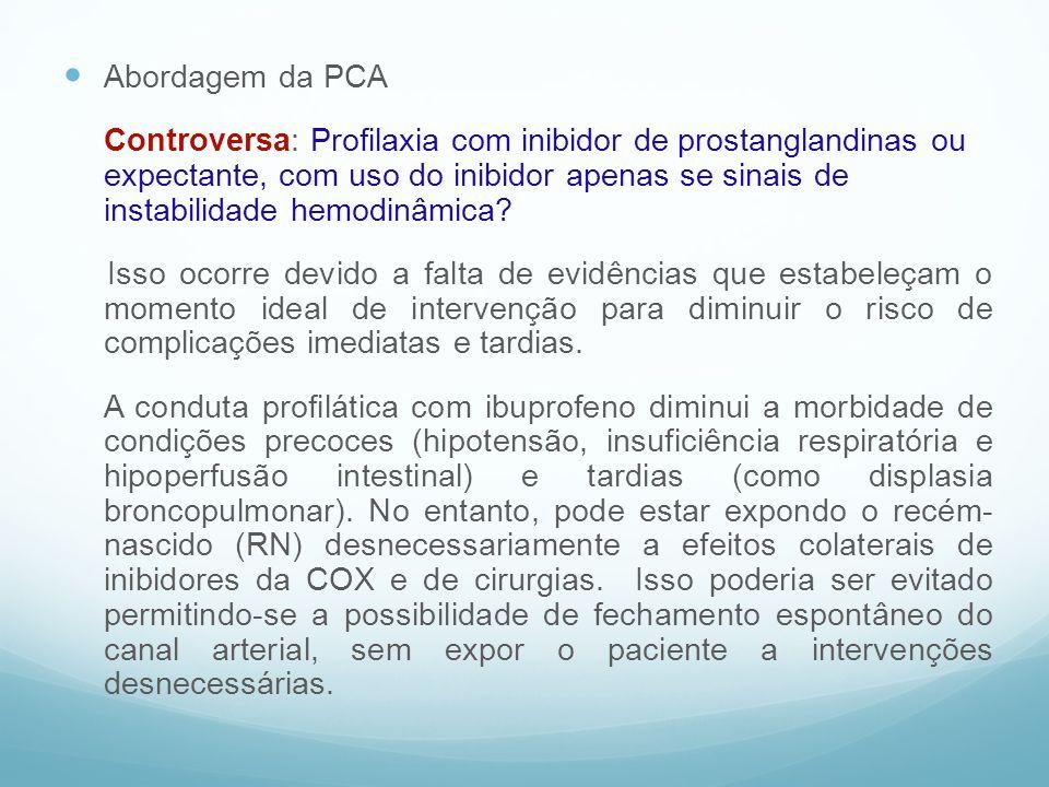 Abordagem da PCA