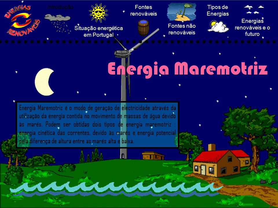 Situação energética em Portugal