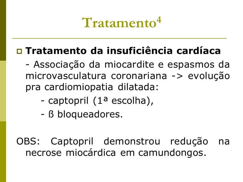 Tratamento4 Tratamento da insuficiência cardíaca
