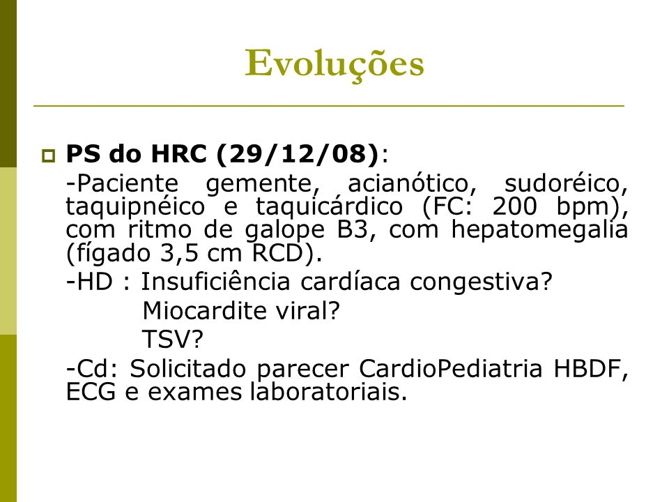 Evoluções PS do HRC (29/12/08):
