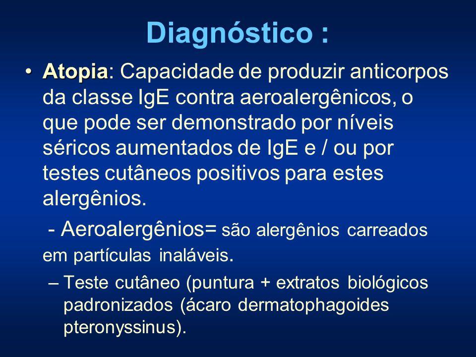 Diagnóstico :