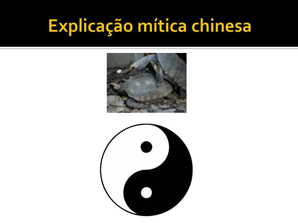 Explicação mítica chinesa