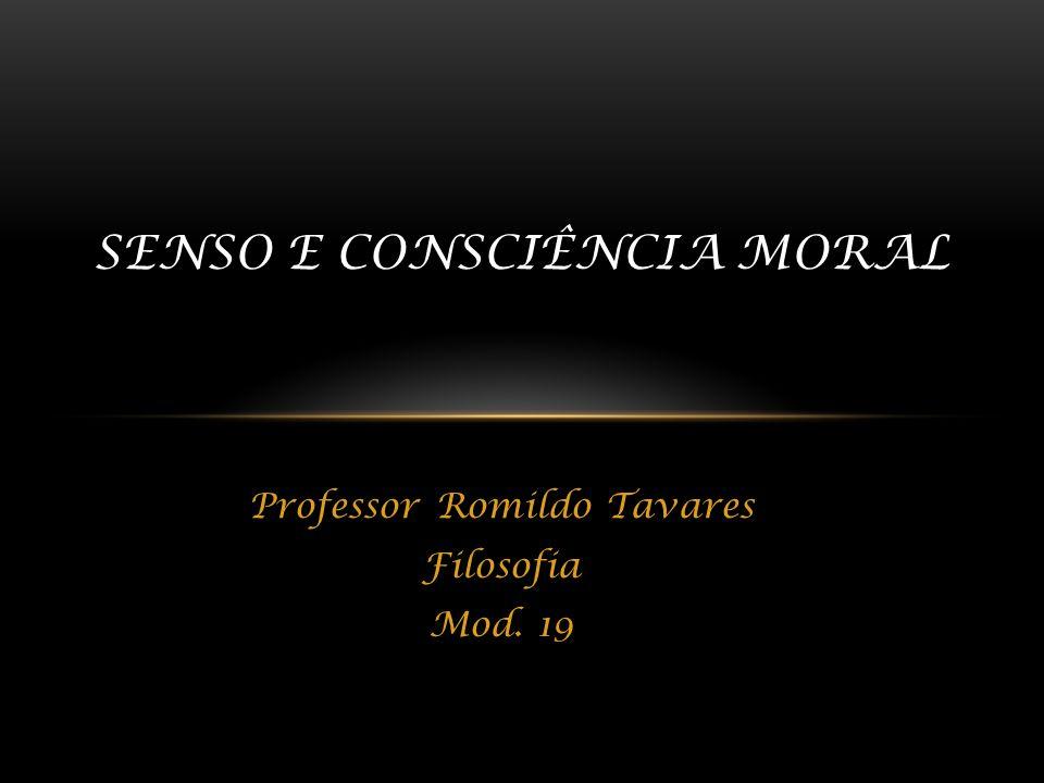 Senso e consciência moral