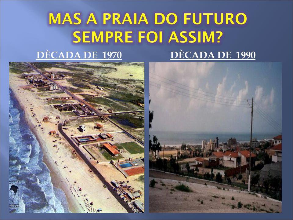 DÈCADA DE 1970 DÈCADA DE 1990