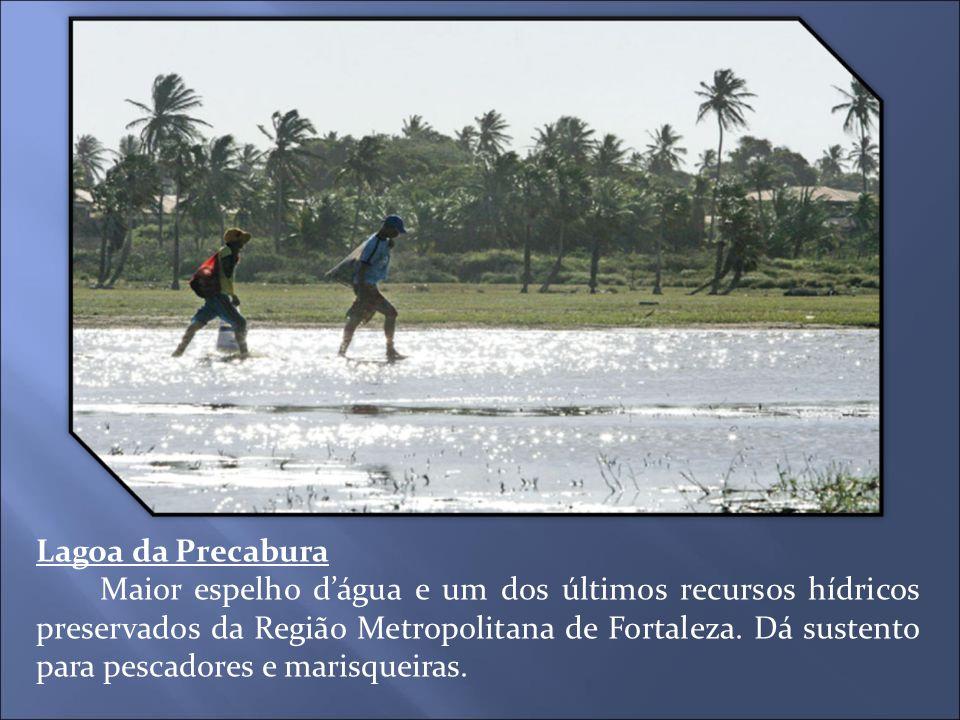 Lagoa da Precabura
