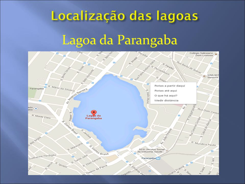 Lagoa da Parangaba