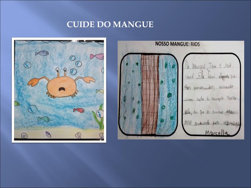 CUIDE DO MANGUE