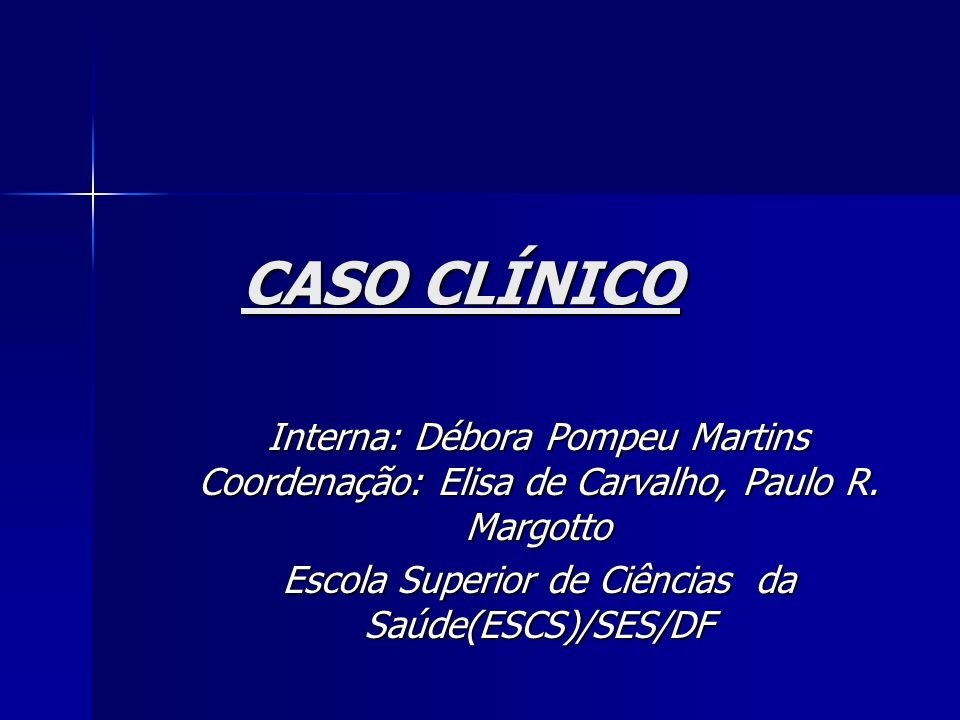 Escola Superior de Ciências da Saúde(ESCS)/SES/DF
